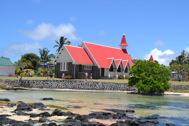 église cap malheureux ile maurice