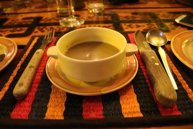 soupe restaurant carnivore Nairobi