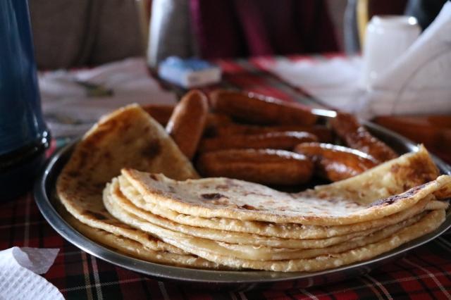 petit dejeuner kenya