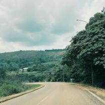route mounana haut ogooué gabon